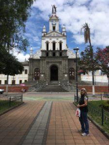 cotacachi church