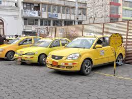 ecuador taxies